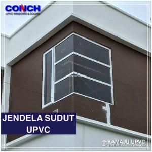 JENDELA SUDUT UPVC