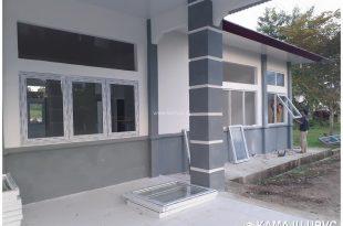 jendela kaca upvc   Banda Aceh