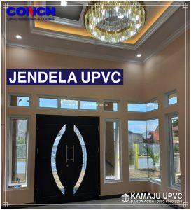 Jendela UPVC COCOK UNTUK RUMAH