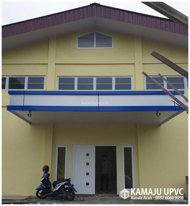 Kusen Jendela UPVC