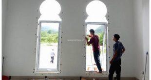 Pemasangan Kusen UPVC Banda Aceh