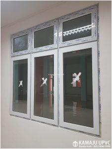 jendela UPVC