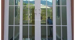 Pintu sliding upvc | Pintu geser upvc | Pintu sorong upvc