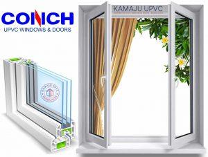 UPVC Conch Banda Aceh - Kamaju UPVC