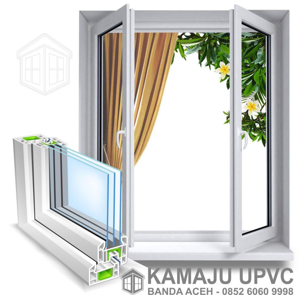 Kamaju UPVC Banda Aceh